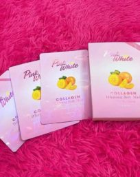 Ủ truyền trắng Pink White collagen